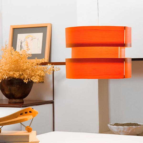 Lámpara decorativa de suspensión cister de Coderch