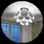 Ceiling lamps, Ceiling lamps for ceiling lighting