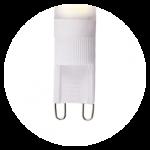 Halopin G9 CAP to 220-224V LED