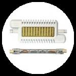 LED linear R7s