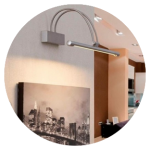 Applique iluminacuadros. Shop of design lamps