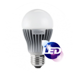Buy LED light bulbs. LED lamps