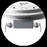 LED bulbs with socket G53