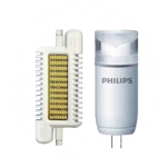 Special LED lamps. Special bombilleria of LED