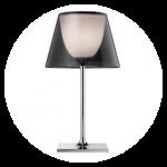 Design table lamps. Lamp shop