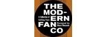 Logo modern fan, modern fan logo