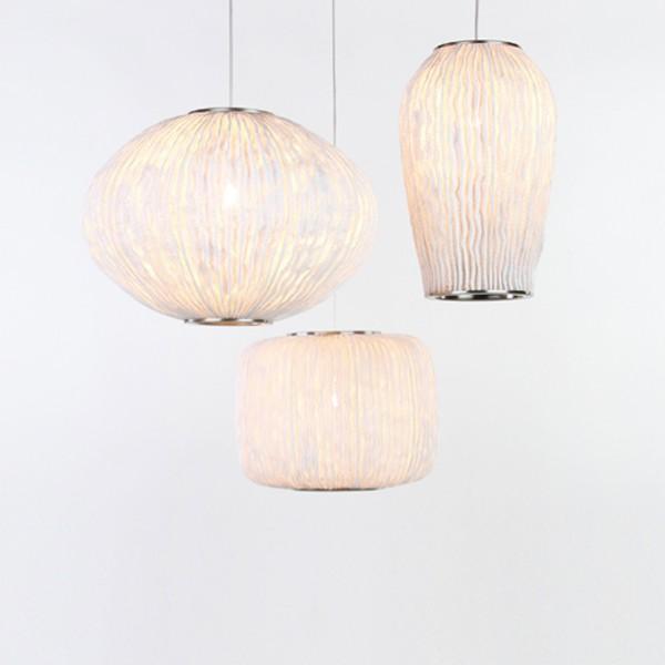 Demostración lámpara Coral Sea suspensión de Arturo Álvarez