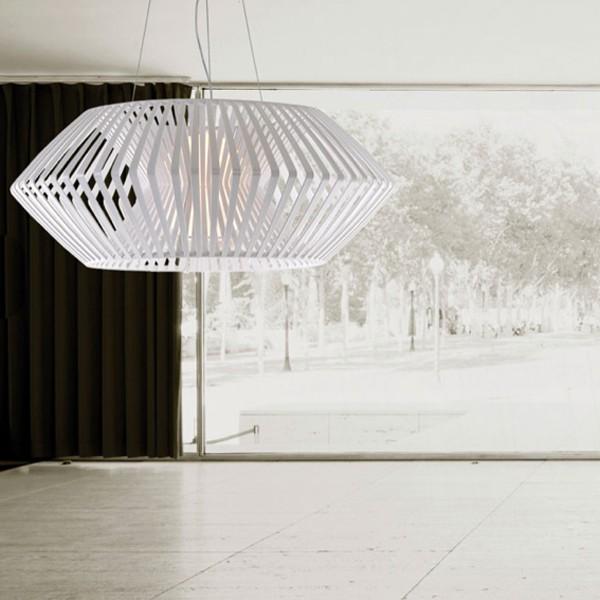 Demostración lámpara V G suspensión de Arturo Álvarez